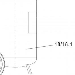 50 Liter Handwagen-Zylinder