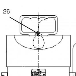 O-Ring für Verschlusskopf