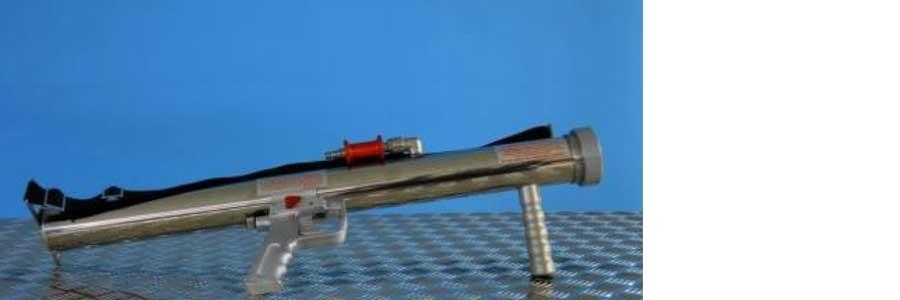 IFEX 3001 Impulspistole
