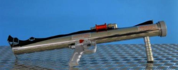 pistola de extinción por impulsos IFEX® 3001